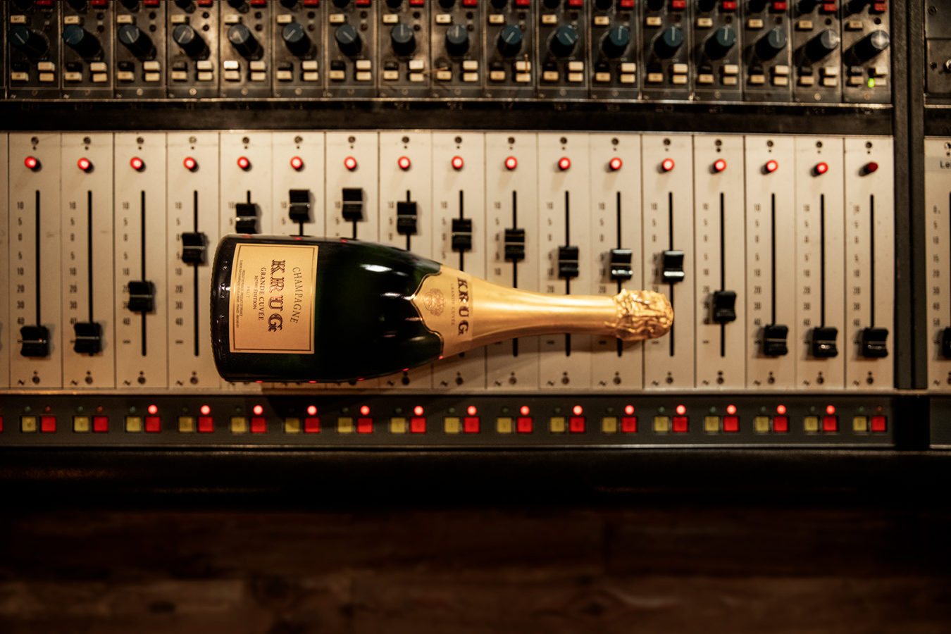 This year's Krug Grande Cuvée is the house's most generous expression of champagne ever