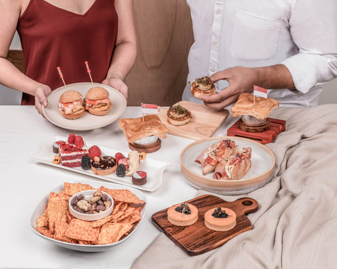 All the special menus you need to order this National Day 2021