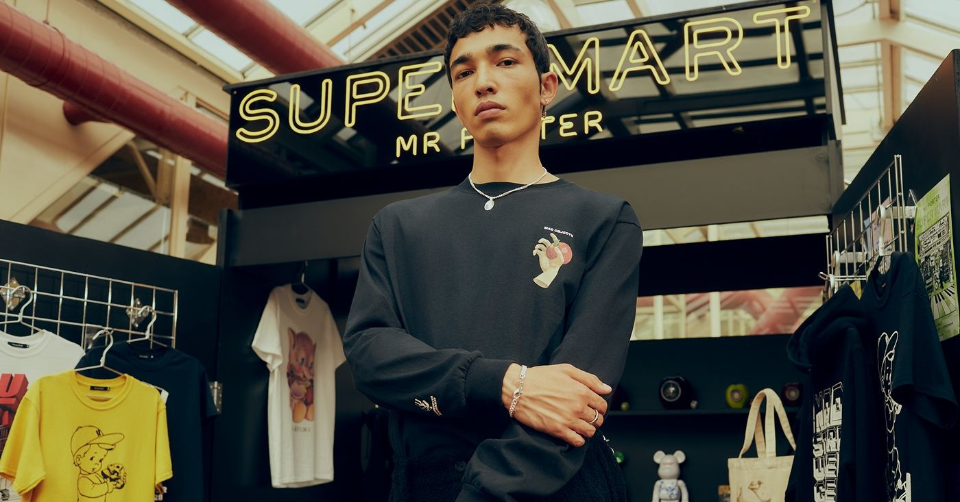 Mr Porter launches a streetwear pop-up with exclusives from Undercover, Bearbrick and more