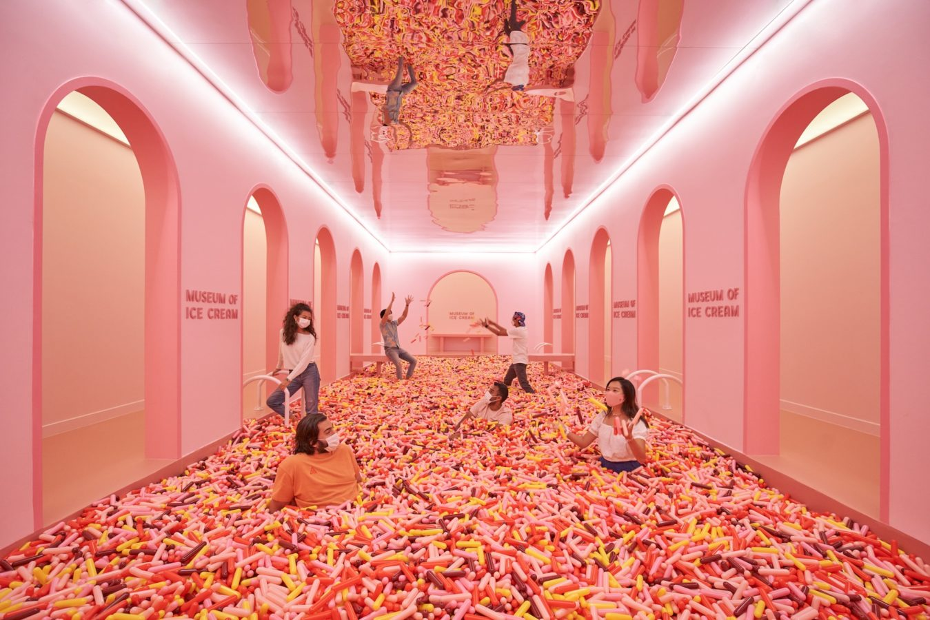 What to expect from the Museum of Ice Cream Singapore
