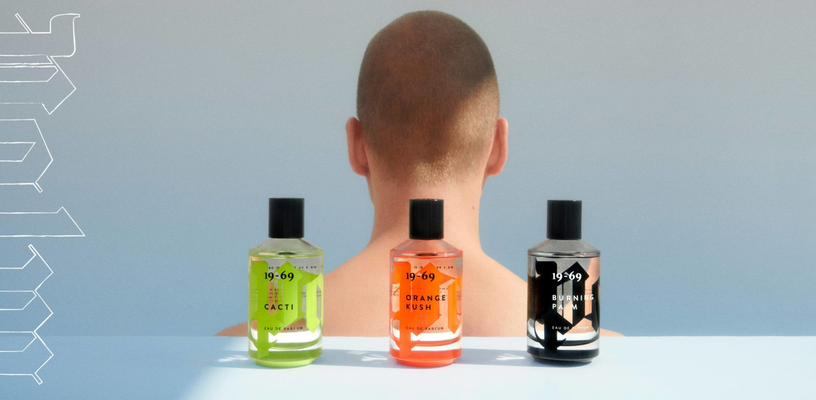 Palm Angels captures the essence of LA's subculture with a trio of fragrances