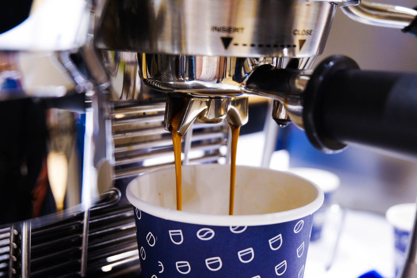 The De'Longhi Coffee Lounge is an aromatic experience you won't want to miss