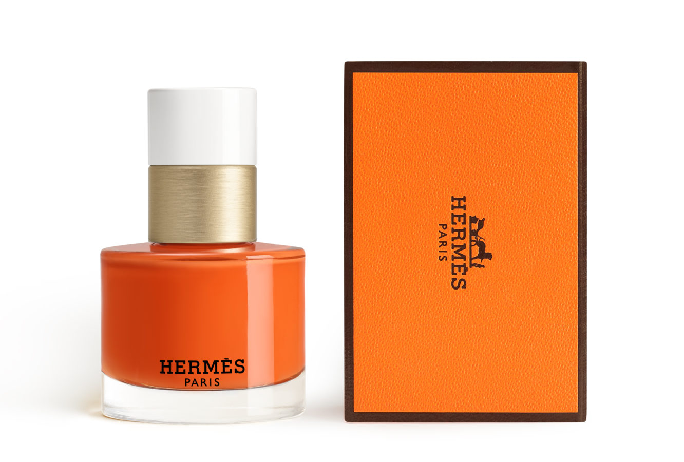 Hermès Beauty's new nail polish and hand care range is the ultimate manicure flex