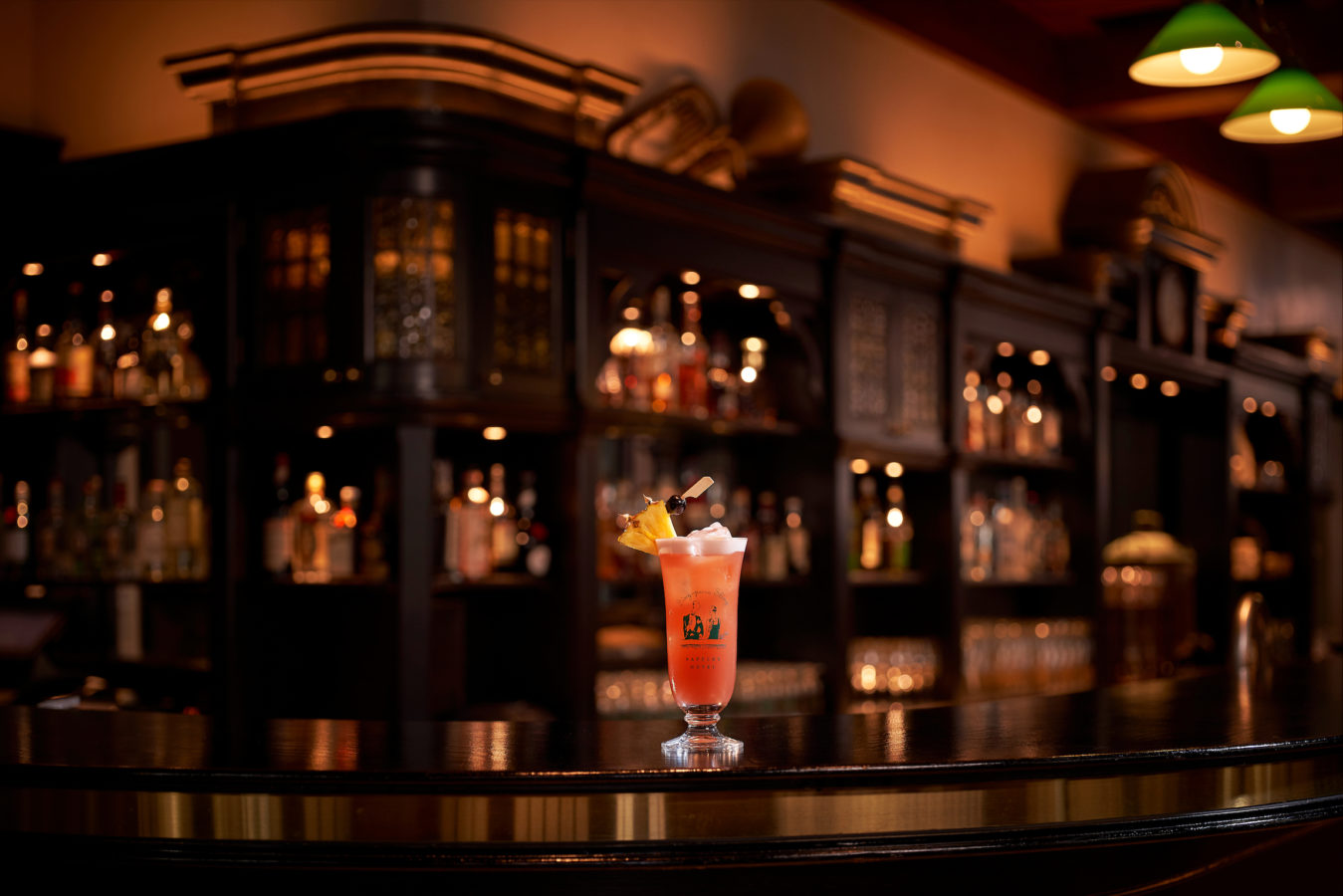 How to make a real Singapore Sling, according to Long Bar at Raffles Hotel Singapore