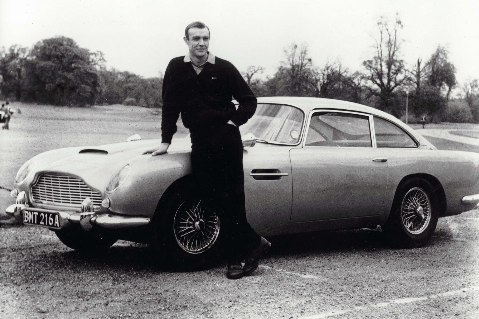 No Time To Die James Bond Cars