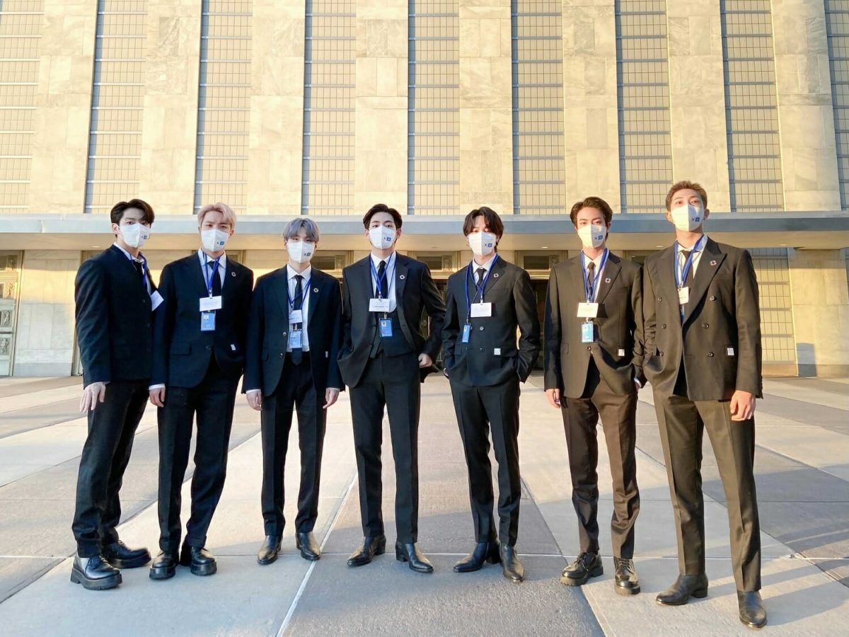 All about BTS's address to the UN and 'Permission to Dance' performance