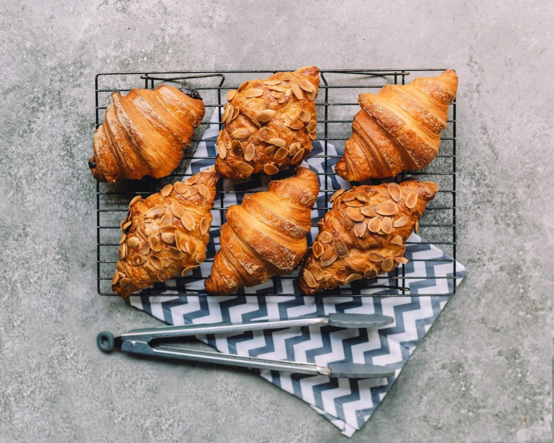 Here's where you'll get the flakiest, most buttery croissants in Singapore