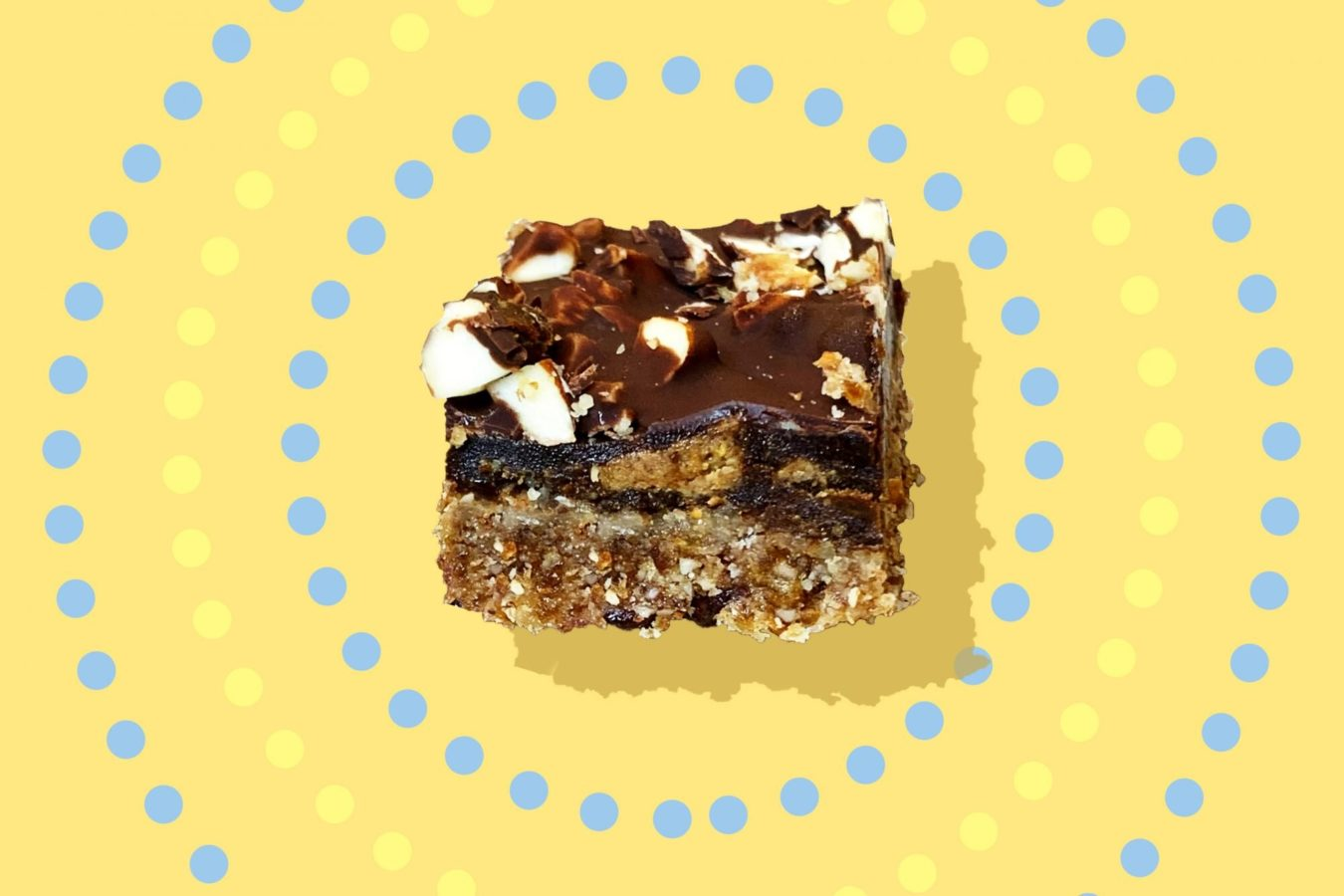 Ditch the Snickers — these homemade candy bars are a healthier alternative