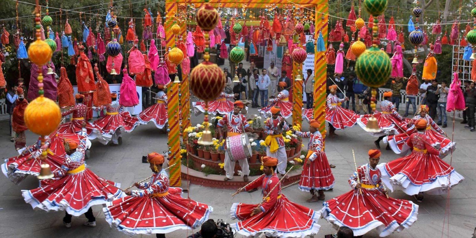 Jaipur cultural programs