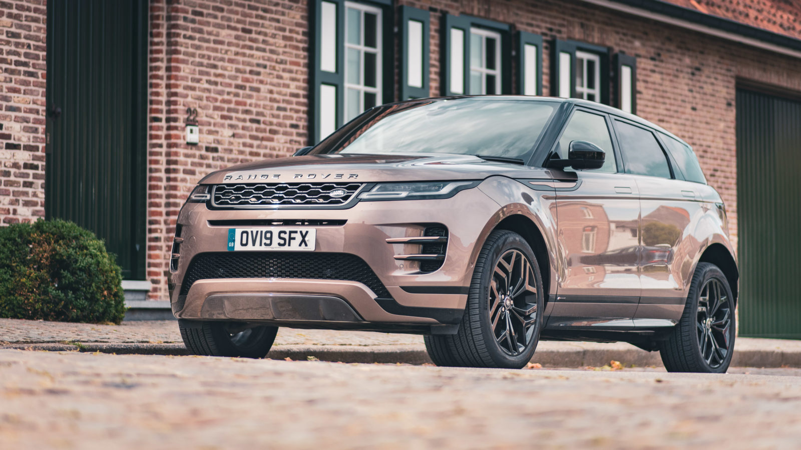 Beauty plus brawn: The 2020 Range Rover Evoque makes its way to India