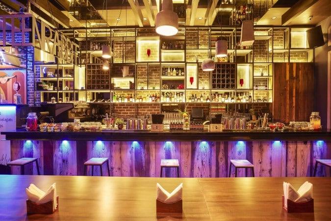cocktail bars in Chennai