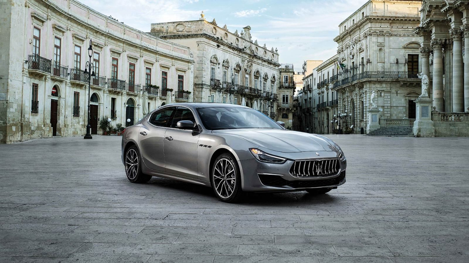 The future of Maserati is hybrid cars and battery electrification