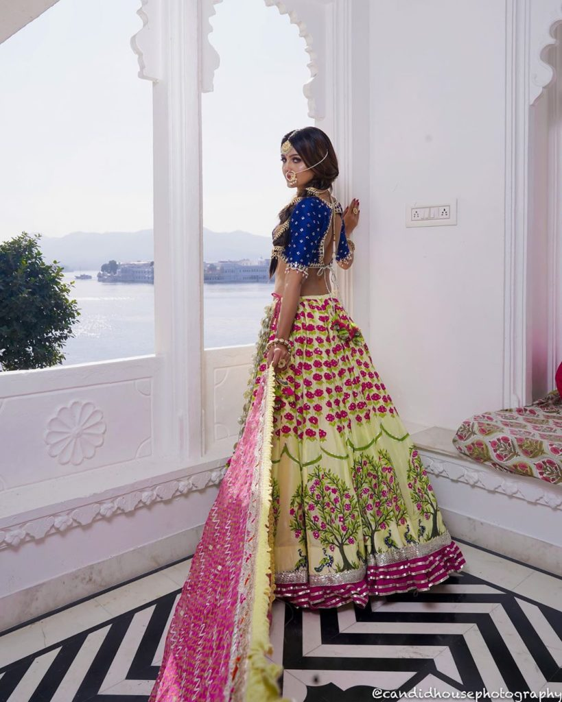 10 Bridal Lehenga Trends For Those Looking For Offbeat Stuff In 2020