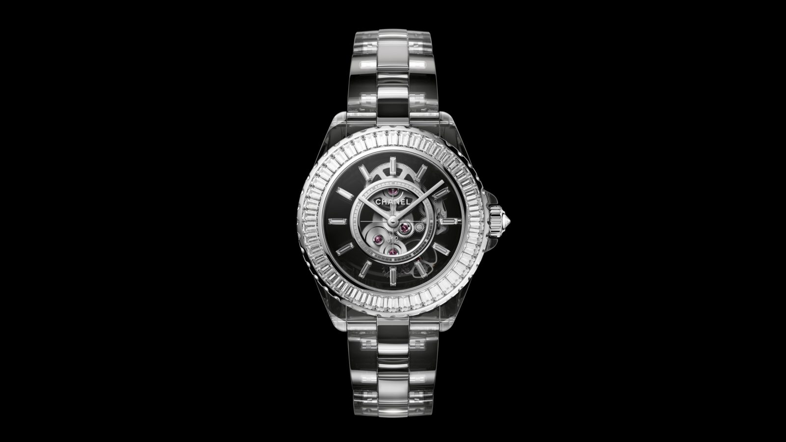 Chanel J12: Iconic watch celebrates 20th anniversary with 12 pieces made of sapphire