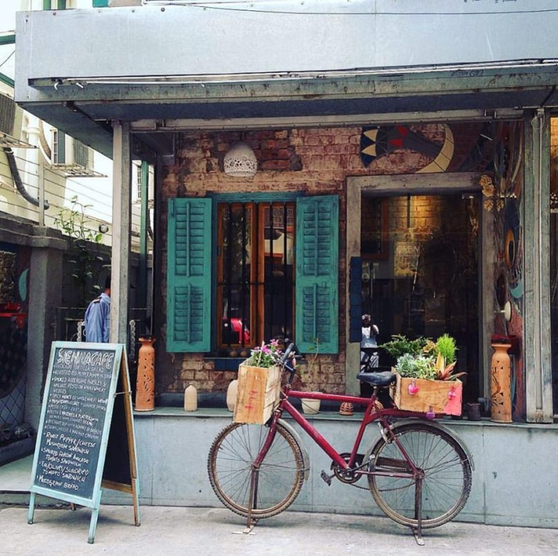 cafes in Kolkata with free wifi