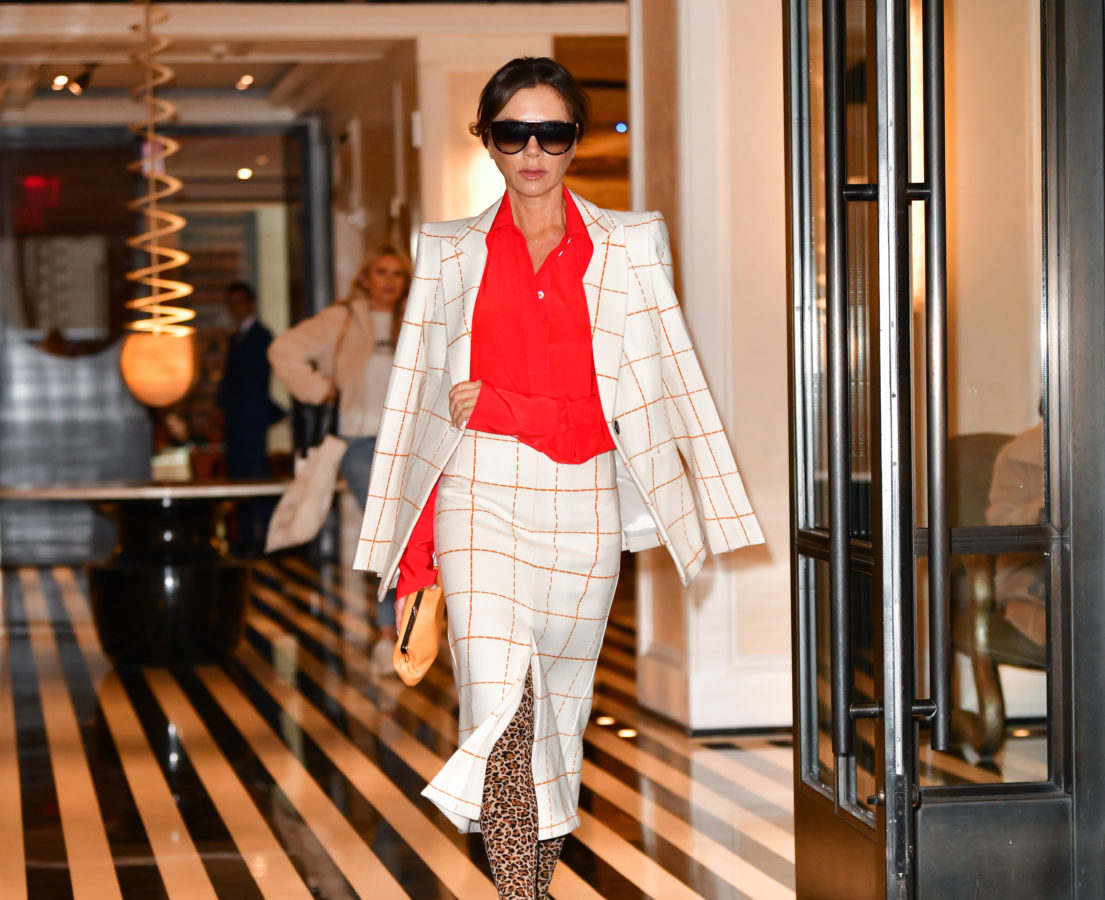 5 timeless rules of style according to Victoria Beckham