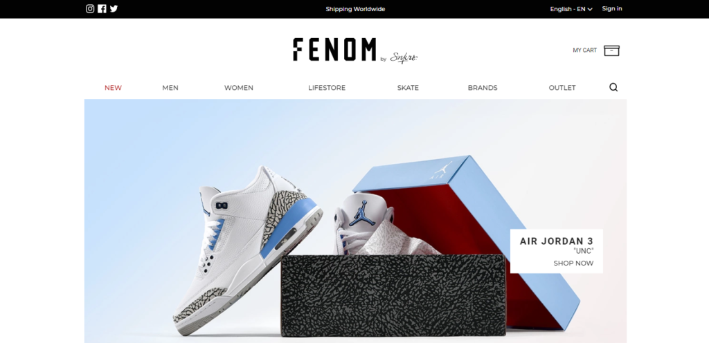Sneaker fever: The hippest boutiques