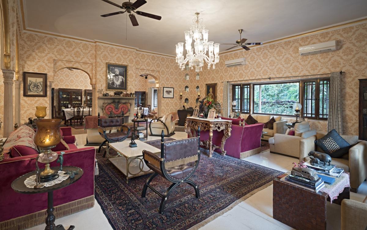 Srinivas Palace: Enjoy a royal staycation in the home of a Maharaja