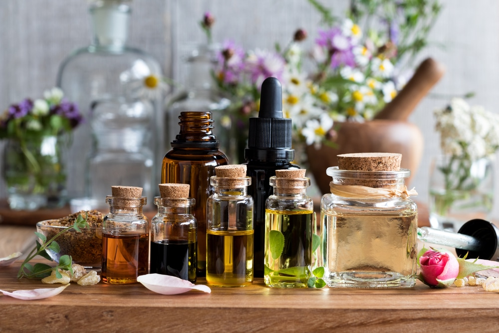 Do essential oils help with self-care? We investigate