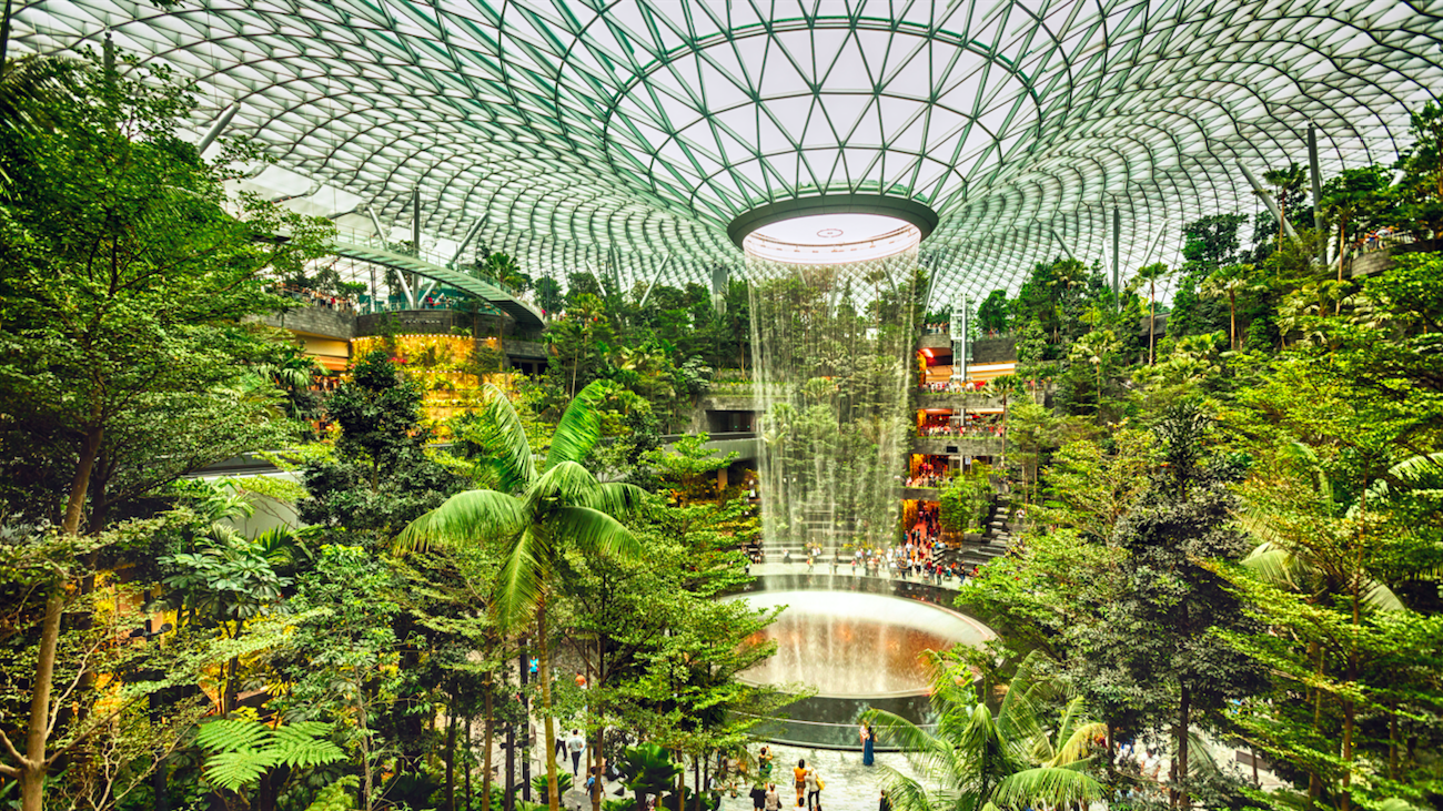 Singapore Changi Airport named world's best airport again for 2020