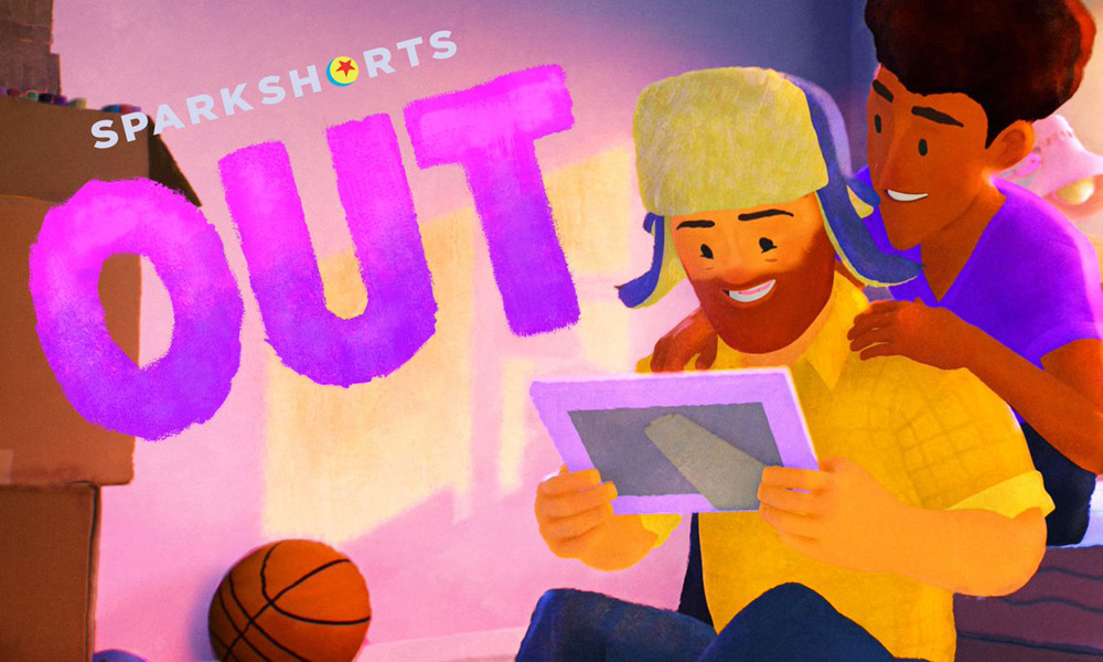 Pixar's 'Out', a short film with the studio's first gay lead character