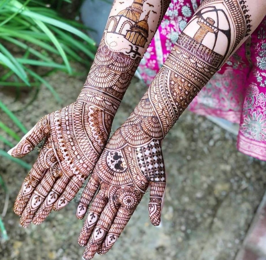Where To Find New Age Mehendi Designs For Modern Brides