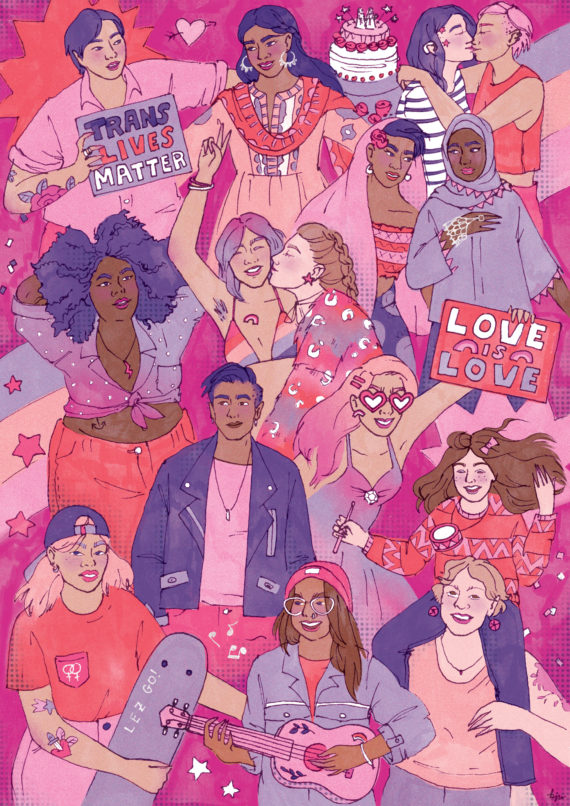 queer culture beyond Pride Month