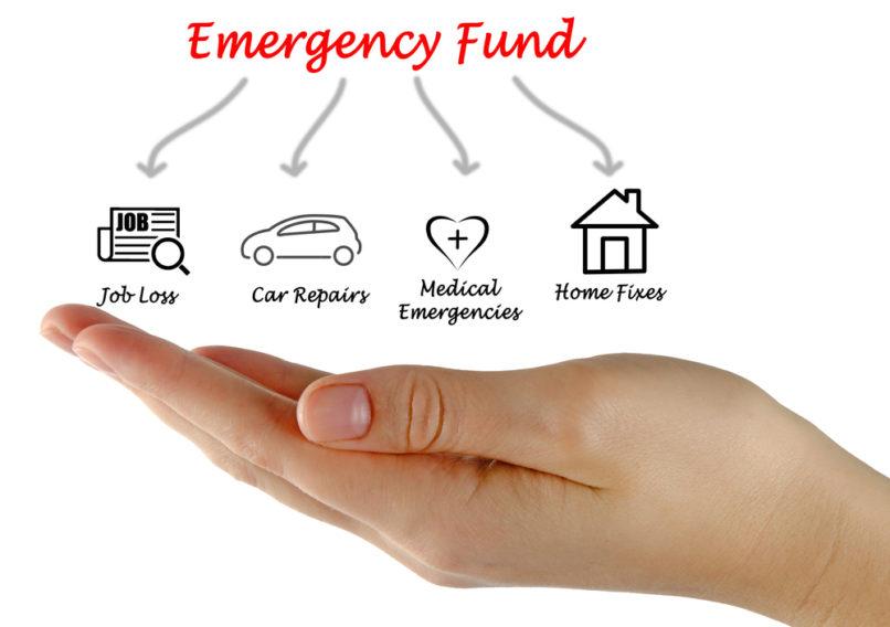 illustrating emergency fund