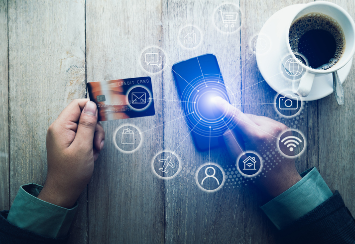 Mobile apps to track spending