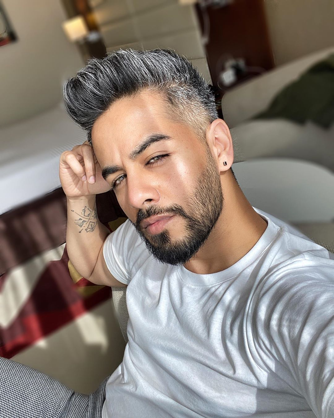 Salt And Pepper Hair Grooming Dos And Don Ts You Need To Know
