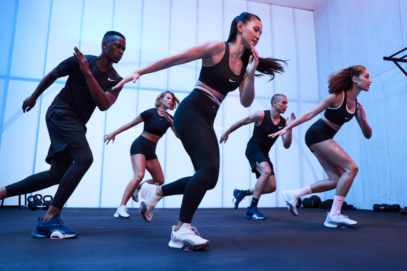 Get that HIIT going: Indoor trainers to bundle up on to stay fit at home
