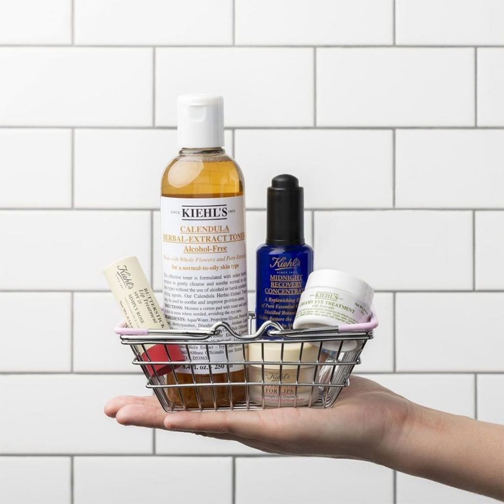 'I Care' Skincare Essentials from Kiehl's