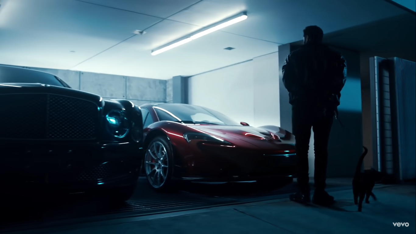 7 ultra-luxe supercars that made these music videos even better