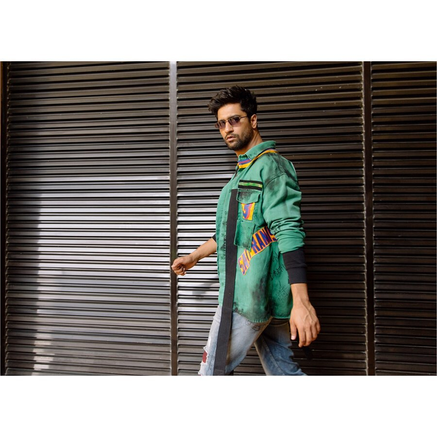 These pictures will take you inside Vicky Kaushal's well-lit Mumbai house