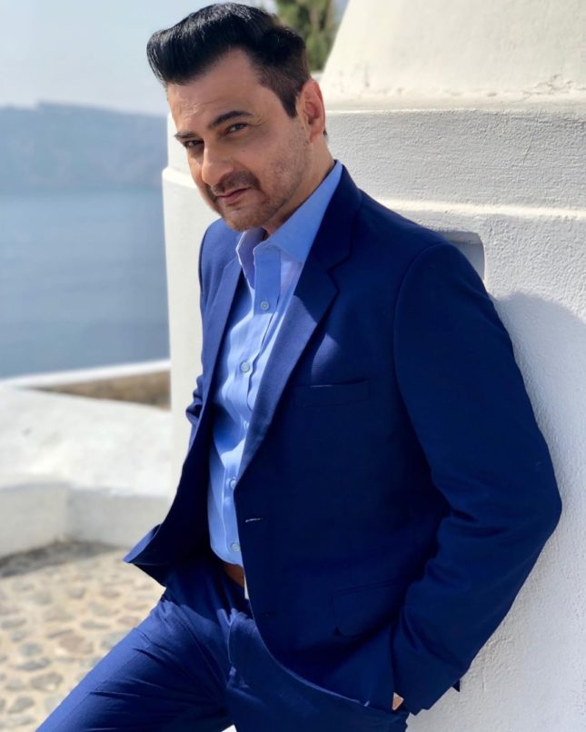 Sanjay Kapoor in The Gone Game