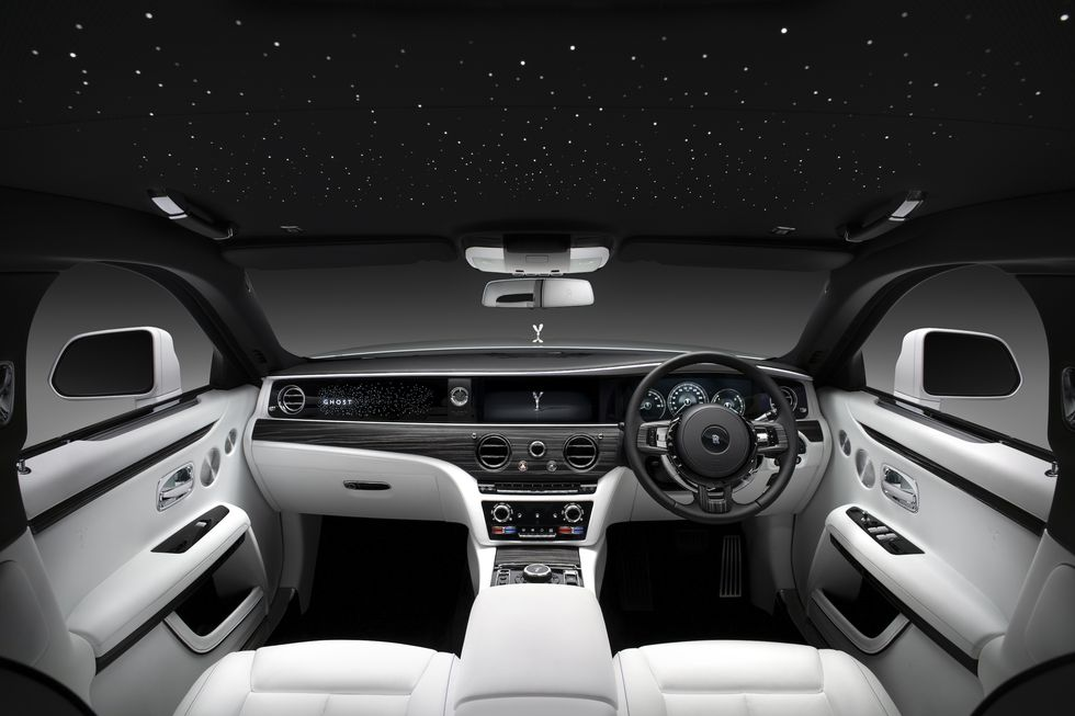Why the new Rolls-Royce Ghost has the quietest luxury cabin in the business