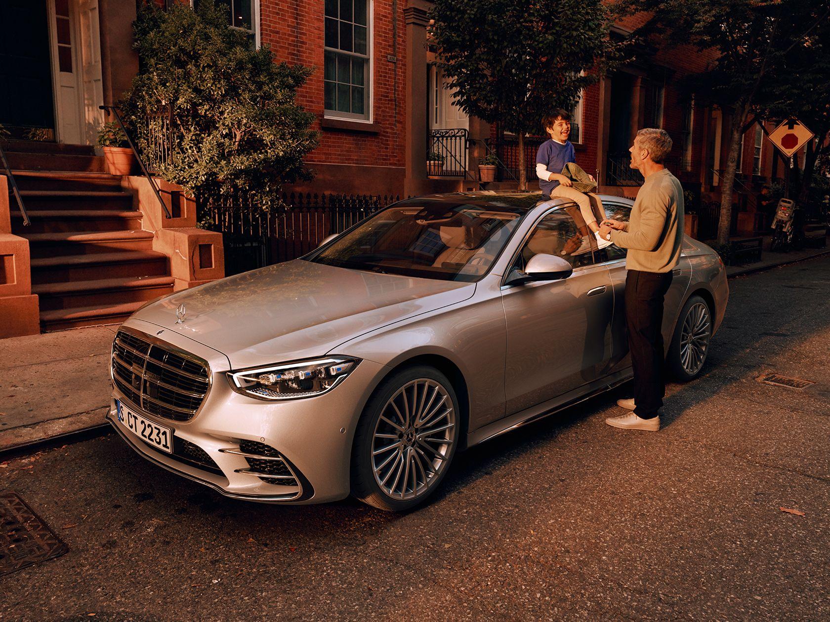 2021 Mercedes S-Class