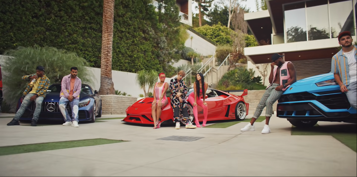 4 Exotic Cars That Were The Real Popstar In Justin Bieber Drake S Video