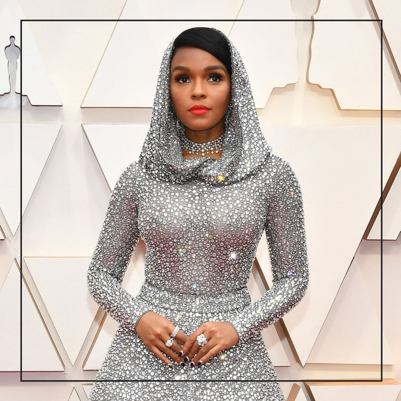 Janelle Monáe in Forevermark jewels at the Oscars
