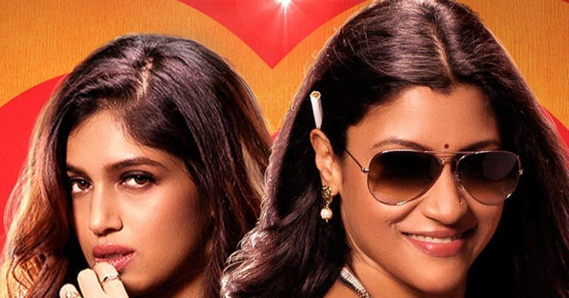 Konkana Sen Sharma & Bhumi Pednekar as Dolly & Kitty