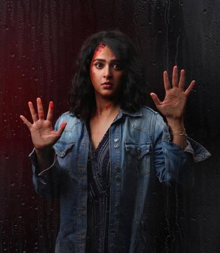 Anushka Shetty in silence Nishabdam