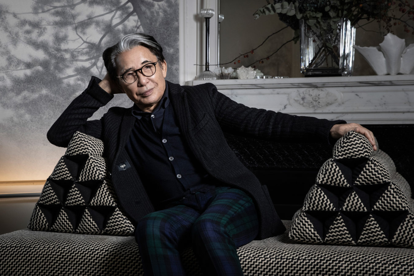 Everything you need to know about Japanese designer Kenzo Takada