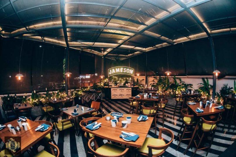 Open air restaurants in Bengaluru