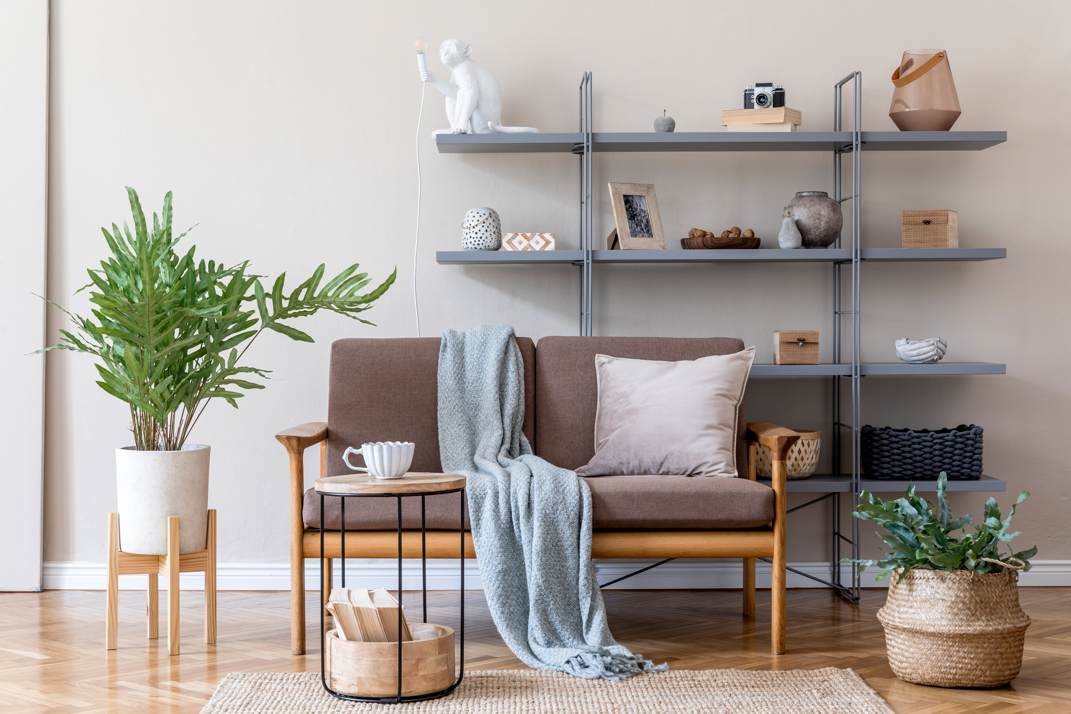 The Japandi home decor aesthetic, that's setting the mood for 32