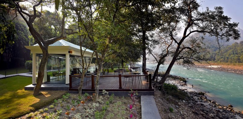 The Glasshouse on the Ganges