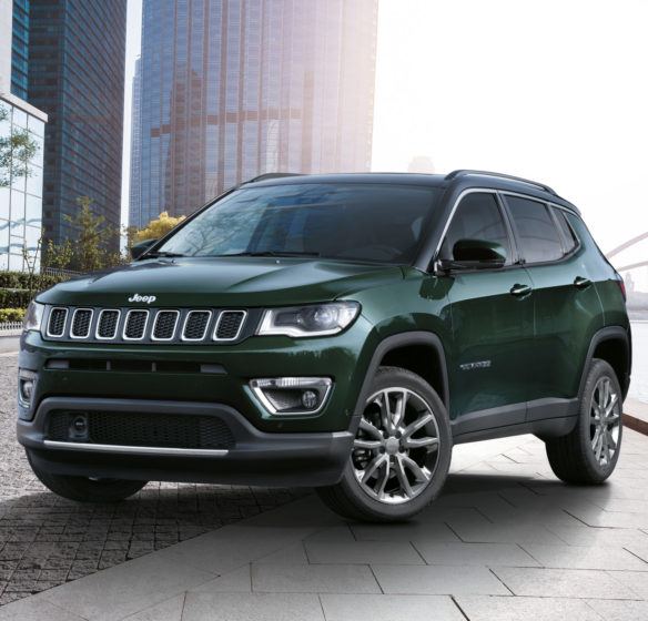 Jeep Compass - 2021 Facelift