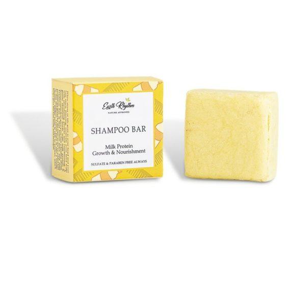 Earth Rhythm Milk Protein Shampoo Bar