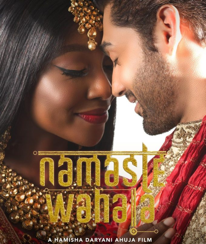 Hamisha Daryani Ahuja Namaste Wahala