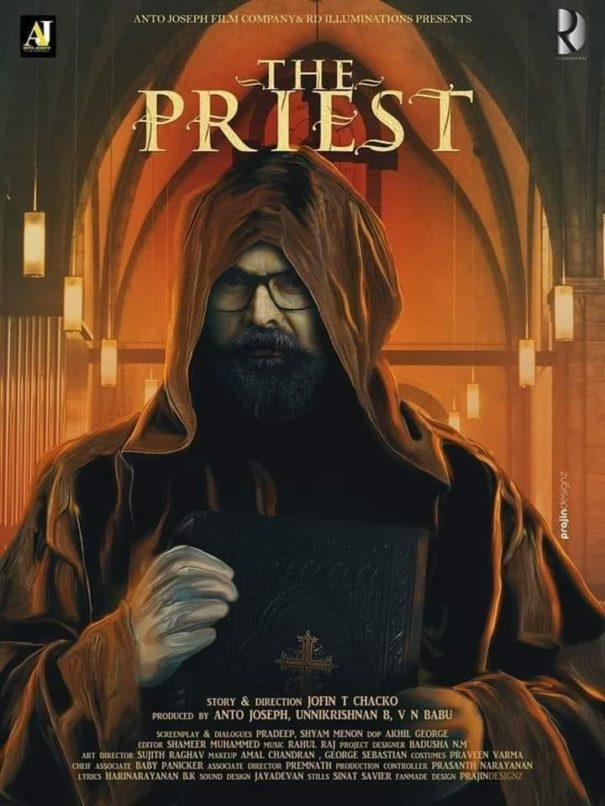 The Priest Amazon Prime