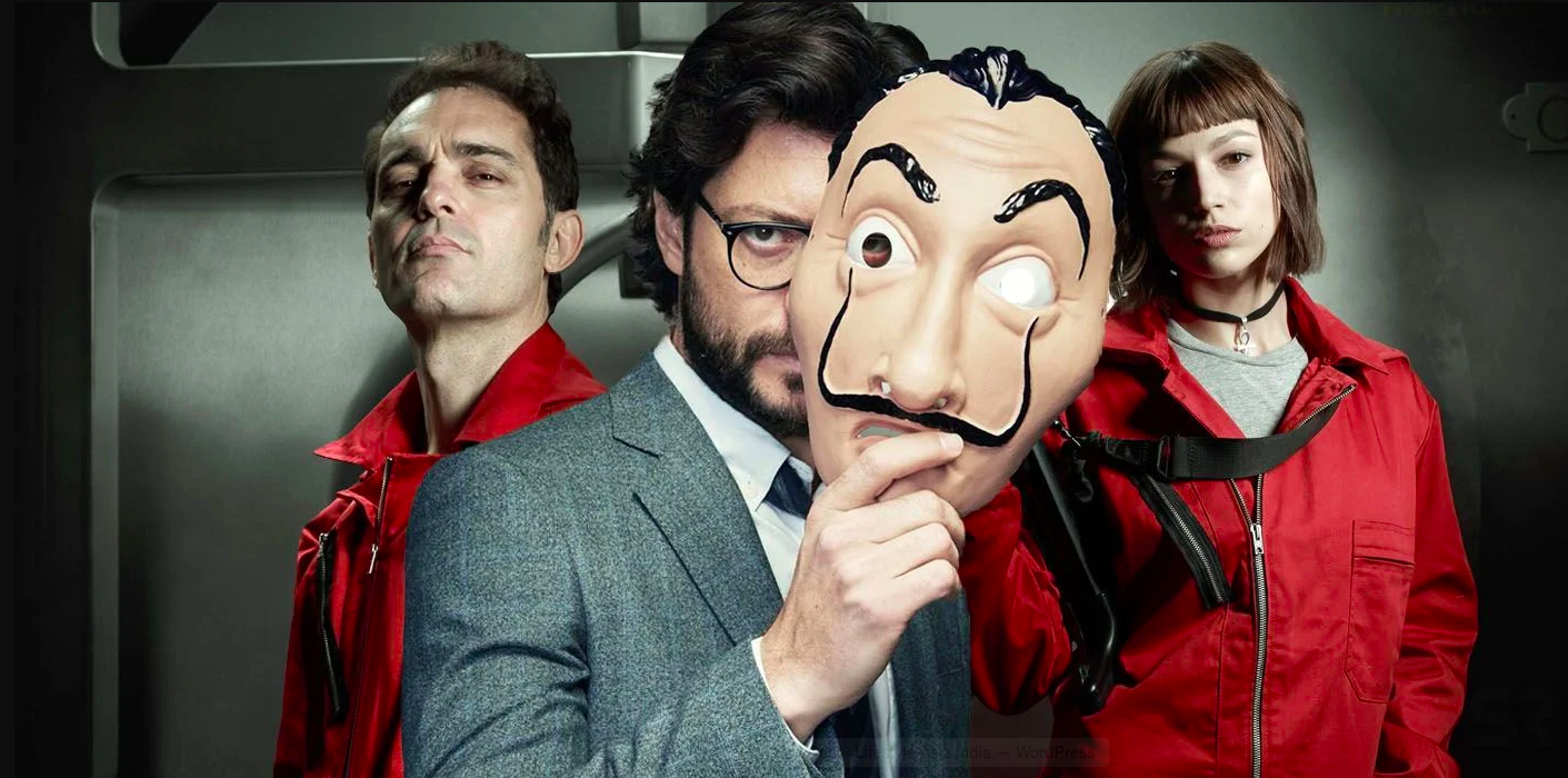 Netflix's 'Money Heist' is back today for the final countdown with Season 5